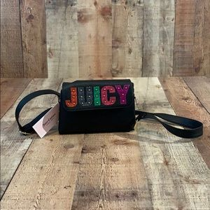 "💖🖤 Juicy Couture ""Rock Candy"" mini crossbody 🖤"